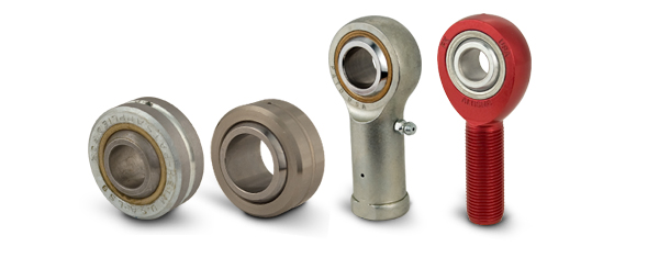Precision & Commercial Spherical Bearings and Rod Ends