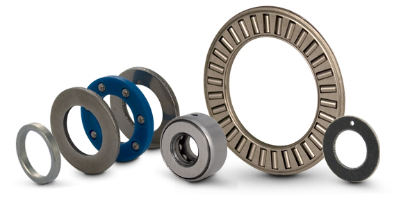 Thrust Bearings & Washers, Spacers