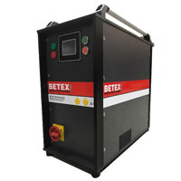 BETEX Mid-Frequency Quick-Heater