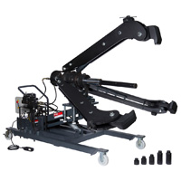 Mobile Hydraulic Puller Self-centering 2/3-arm