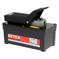BETEX AP 1600/3000 Series, Air-Hydraulic Foot Pumps, 700 Bar