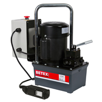 BETEX EP 13 Series, Electric Hydraulic Pumps, 3 Liters, 700 Bar