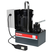 BETEX EP 211 Series, Electric Hydraulic Pumps, 11 Liters, 700 Bar