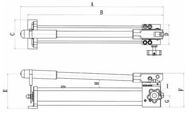 BETEX AHP/UHP Drawing