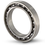 Single Row Plain Ball Bearings