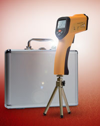 Ditial Laser Measuring Thermometer