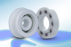 Plastic Ball Bearings