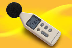 Professional Sound Meter Tool