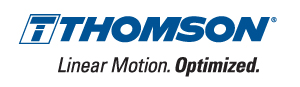Thomson Lineear Motion Products
