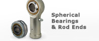 Spherical Bearings and Rod Ends