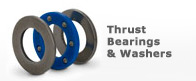 Thrust Bearings and Washers