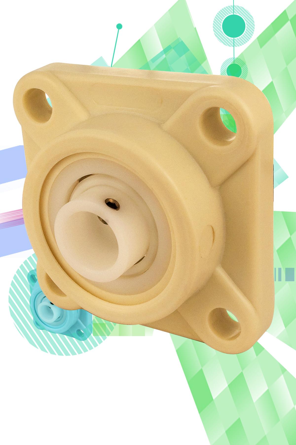 Precision Sleeve Bearings Hi Plasticboltmount